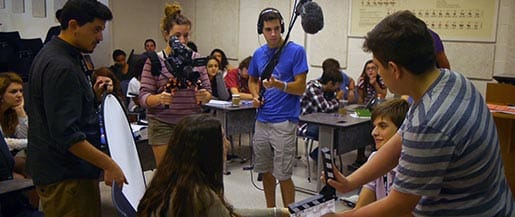 Cinematography for High School Student Filmmakers