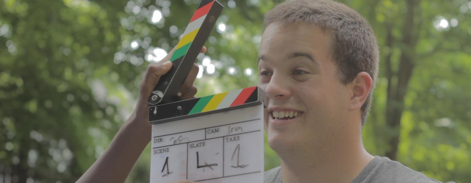 Acting Summer Camp student performs in student film