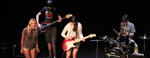 Summer Music Camps Songwriting for Teens