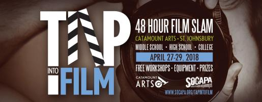 SOCAPA 48 Hours Student Film Slam in Vermont