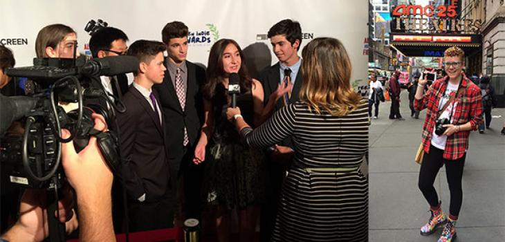 SOCAPA Students Take Top Honors at All American High School Film Festival