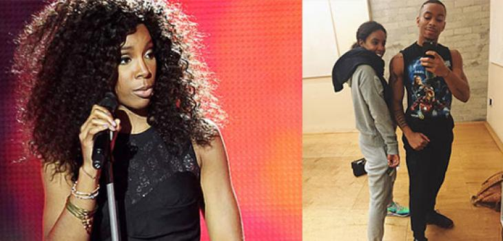 Alum Dexter Carr Choreographing for Kelly Rowland