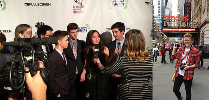SOCAPA Students Return To AAHSFF!