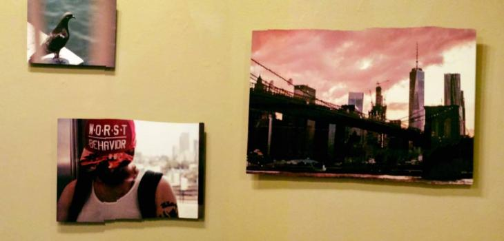 Halle Rudloff's Photo Exhibit!