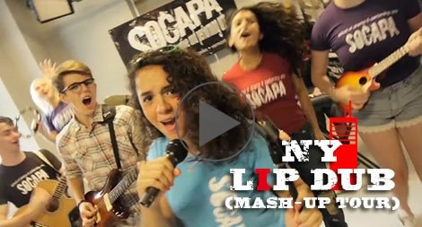 New York City Lip Dub